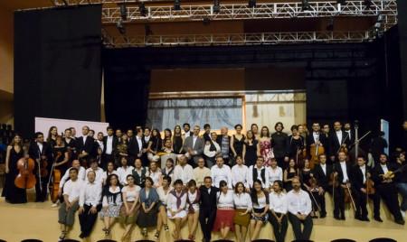 Orquesta Lírica de Castellón y Ballet Llum d'Orient