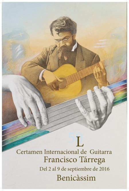 L Certamen Internacional de Guitarra Francisco Tárrega