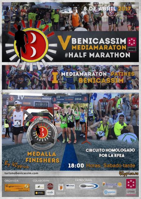 V Benicàssim Media Maratón