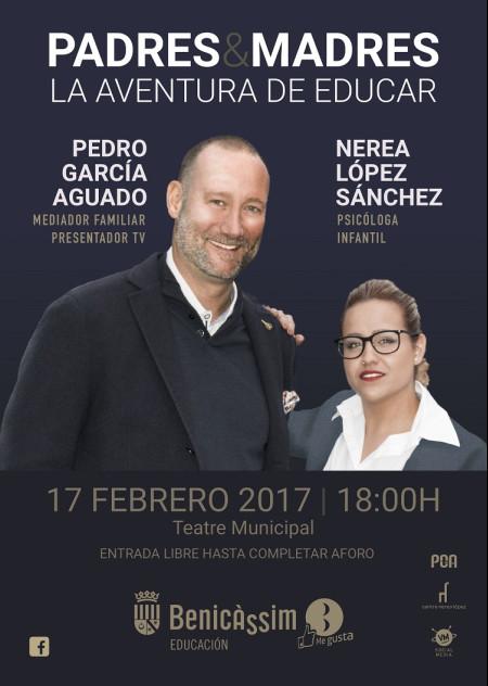PADRES & MADRES. LA AVENTURA DE EDUCAR. PEDRO GARCÍA AGUADO Y NEREA LÓPEZ SÁNCHEZ