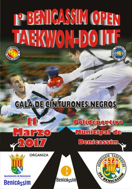 1º Benicàssim Open Taekwon-do ITF