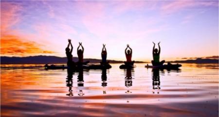 Actividad Yoga - Paddle Surf