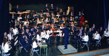 Música: U.M. SANTA CECILIA. Concierto de socios