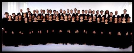 COR DE LA GENERALITAT VALENCIANA. Música de hombres con voz de mujer