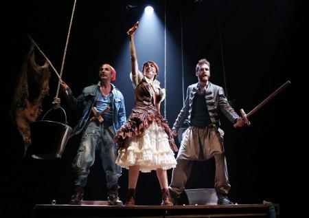Teatro: LA TETA CALVA presentan LAS AVENTURAS DE TOMASA SAWYER