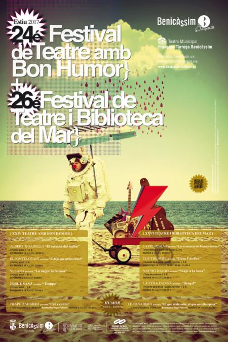 XXIV FESTIVAL DE TEATRO CON BUEN HUMOR