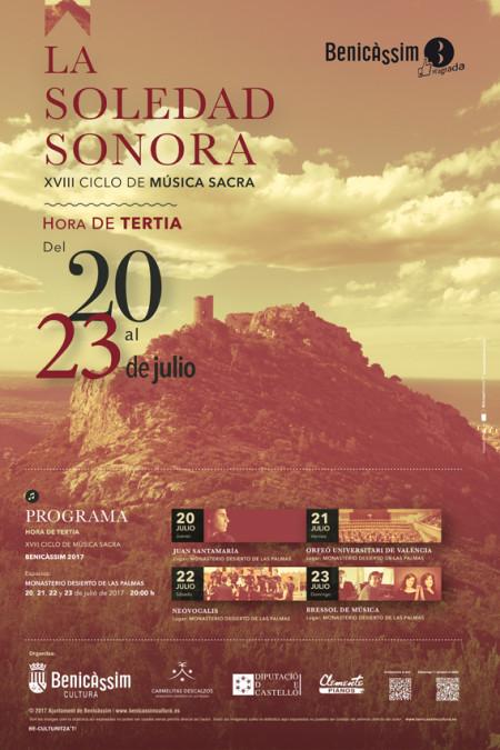 LA SOLEDAD SONORA. HORA DE TERTIA