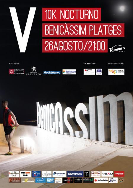 V 10K NOCTURNO BENICÀSSIM PLATGES