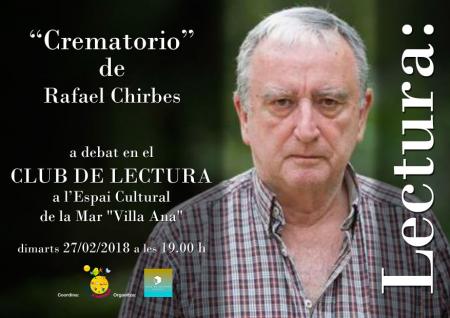 CLUB DE LECTURA FEBRERO