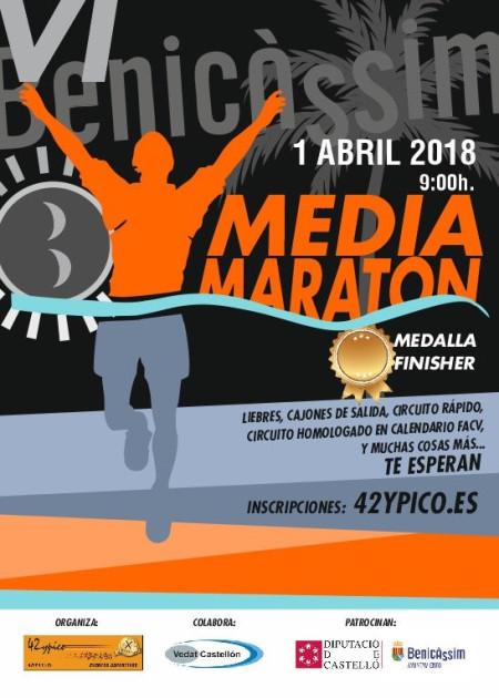 Media Maratón Benicàssim