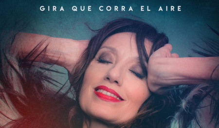 """LUZ CASAL presenta """"QUE  CORRA EL AIRE"""""""