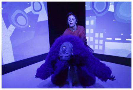 """Teatro: PANICMAP presenta  """"PEQUEÑO BIG BLUE"""""""