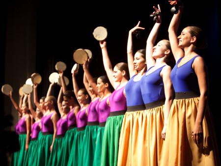 """Danza: AULA RÉGGIA presenta """"20 AÑOS… SENTIMIENTOS"""""""
