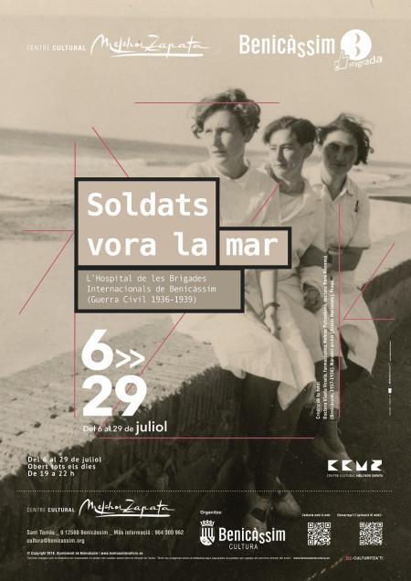 EXPOSICIÓN SOLDATS VORA LA MAR