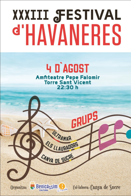 XXXIII FESTIVAL DE HABANERAS