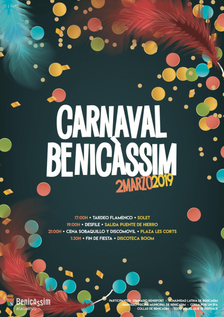 Carnaval en Benicàssim