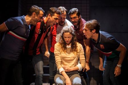 Teatro: KAMIKAZE PRODUCCIONES presenta JAURÍA