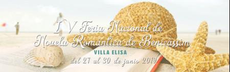 IV Feria Nacional de Novela Romántica Benicàssim 2019