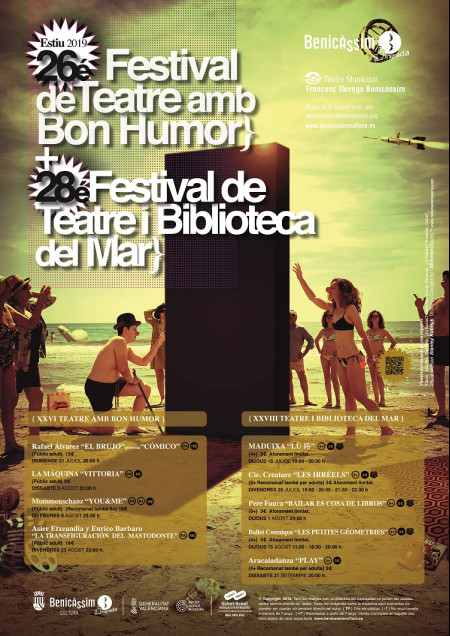 XXVI FESTIVAL DE TEATRO CON BUEN HUMOR