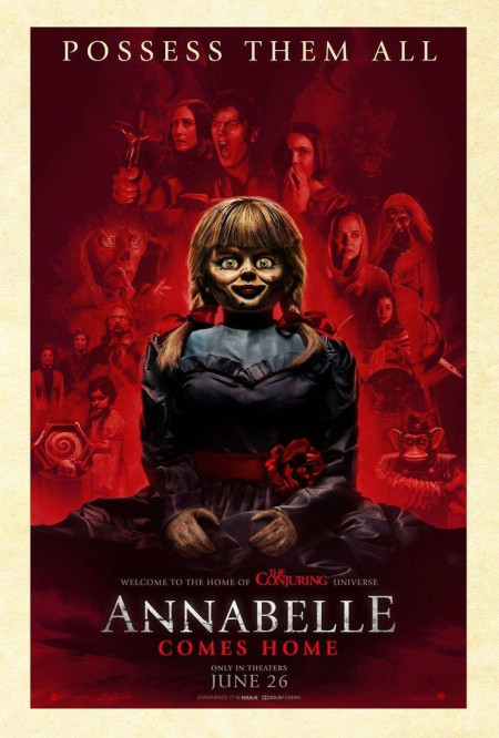 Cine: ANNABELLE VUELVE A CASA