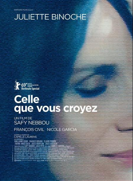 Cine: CELLE QUE VOUS CROYEZ (Clara y Claire)