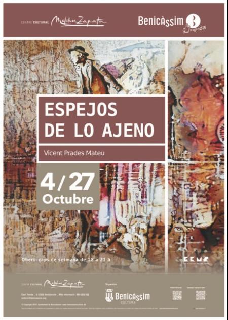 EXPOSICIÓN ESPEJOS DE LO AJENO