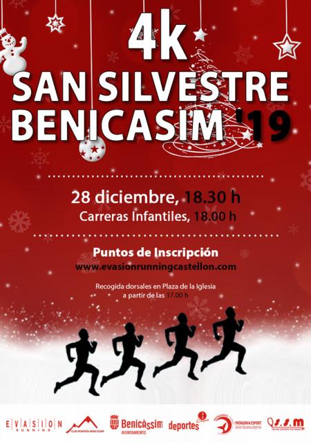 Carrera 4K San Silvestre Benicàssim 2019