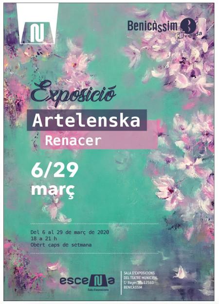 EXPOSICIÓN DE ARTELENSKA