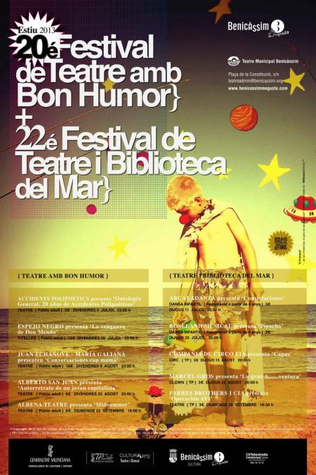 XX FESTIVAL DE TEATRO CON BUEN HUMOR