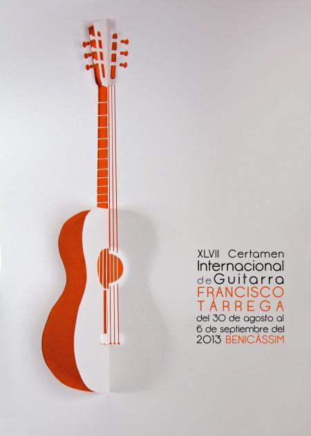XLVII Certamen Internacional de Guitarra Francisco Tárrega