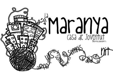 """Asociación juvenil """"Casa de la Joventud La Maranya"""""""