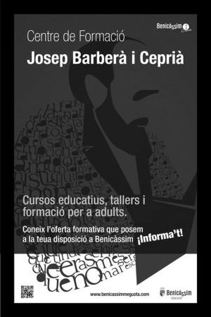 "Centro de Formación ""Josep Barberà i Ceprià"""