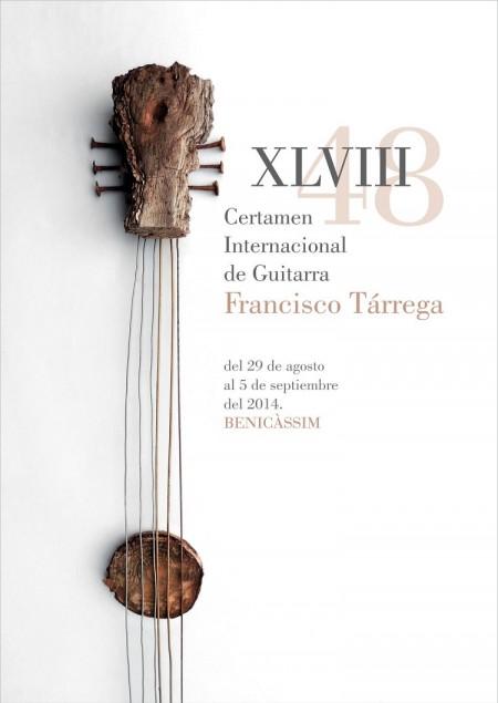 Publicadas las bases de la XLVIII edición del Certamen internacional Francisco Tárrega