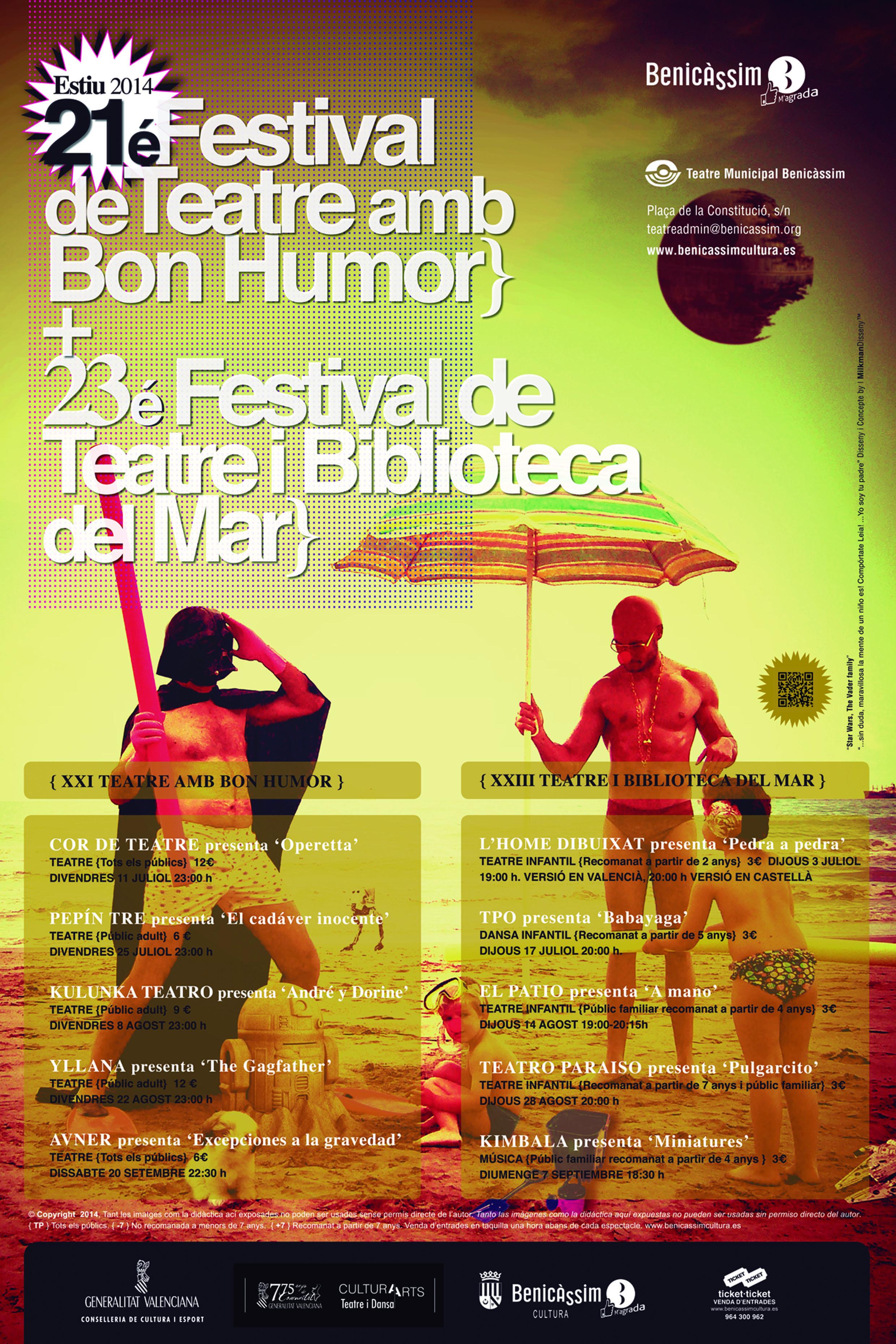 Festivales de Teatro