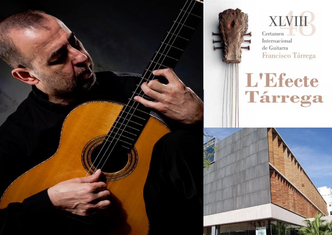 Óscar Herrero rinde tributo a Paco de Lucía