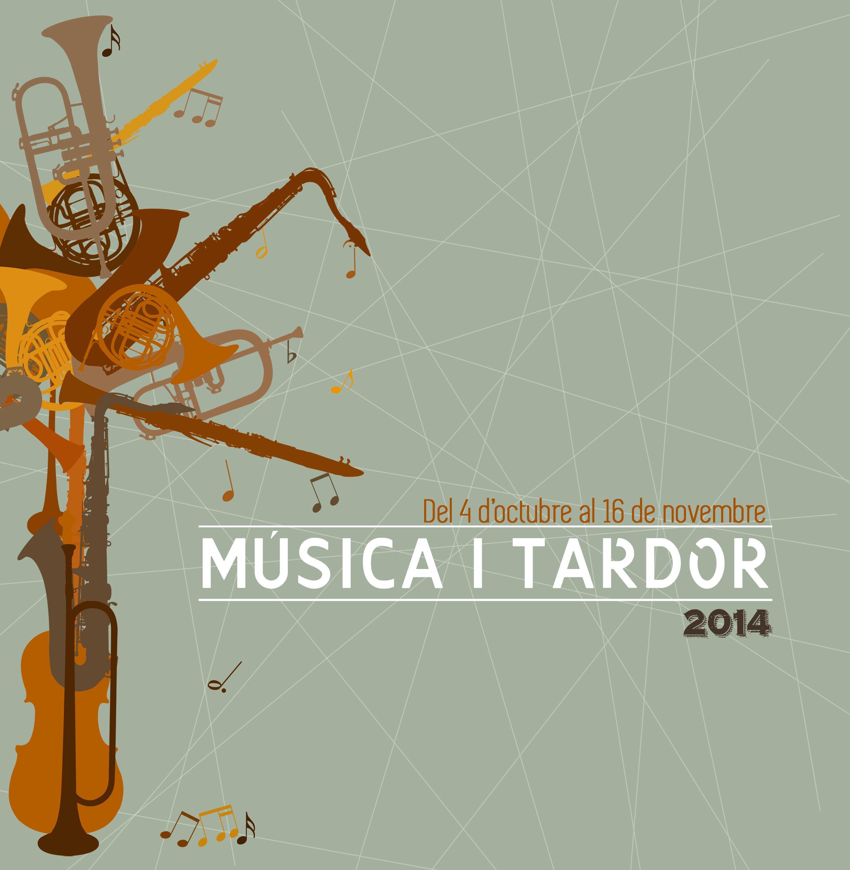 """Un maridaje de música y vinos, principal novedad del ciclo """"Música i Tardor"""""""
