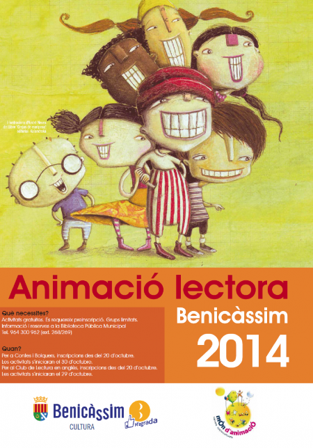 Cultura añade un Club de Lectura en inglés en su campaña de Animación Lectora