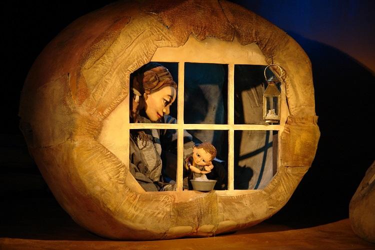 El Mestre Vila acoge el lunes 8 una obra teatral dirigida al público infantil