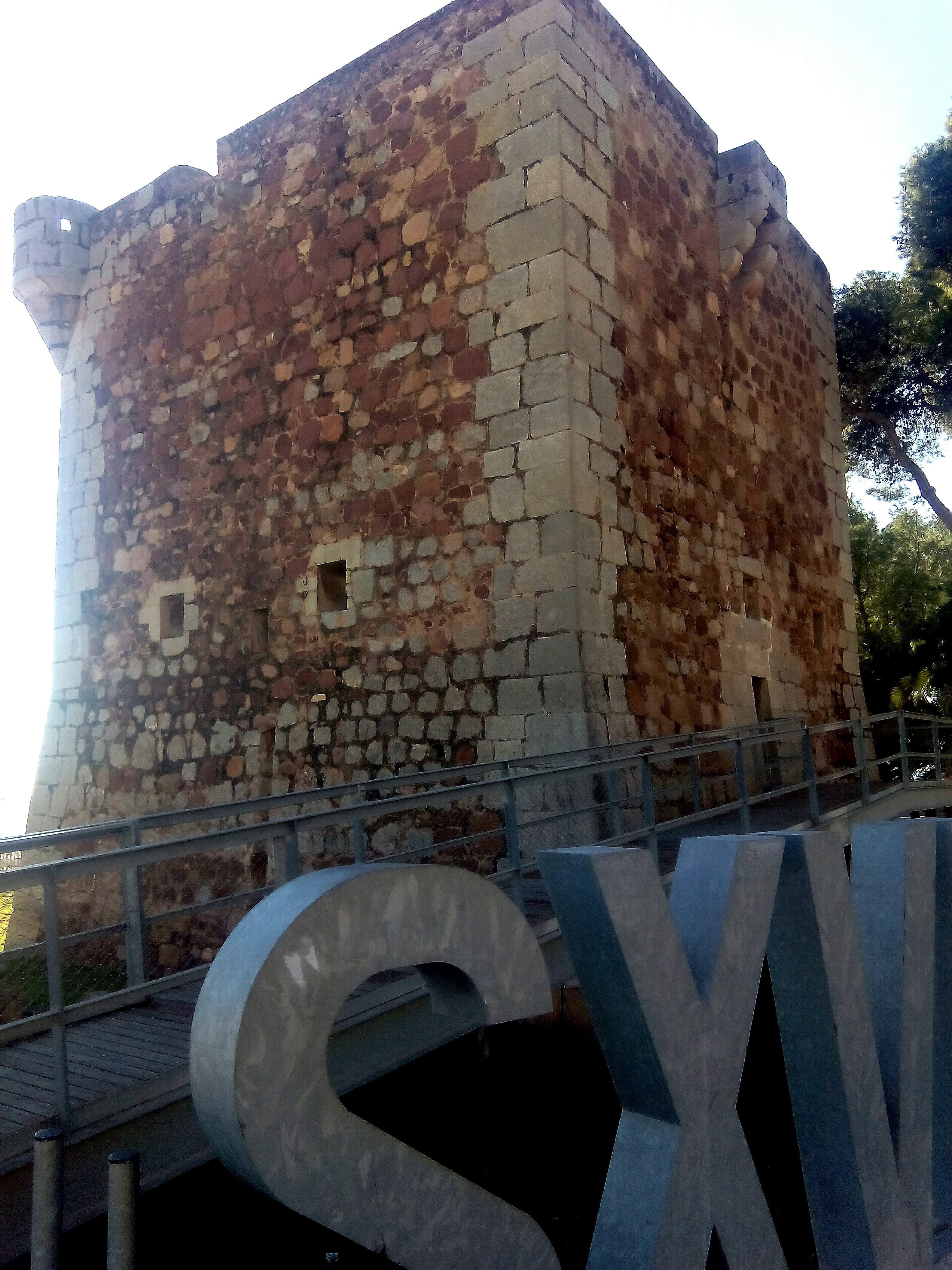 Cultura quiere convertir la Torre de Sant Vicent en un Centro de Interpretación
