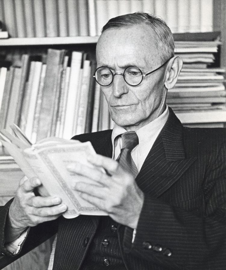 Lobo Estepario, de Hermann Hesse, lectura del mes del Club de Lectura