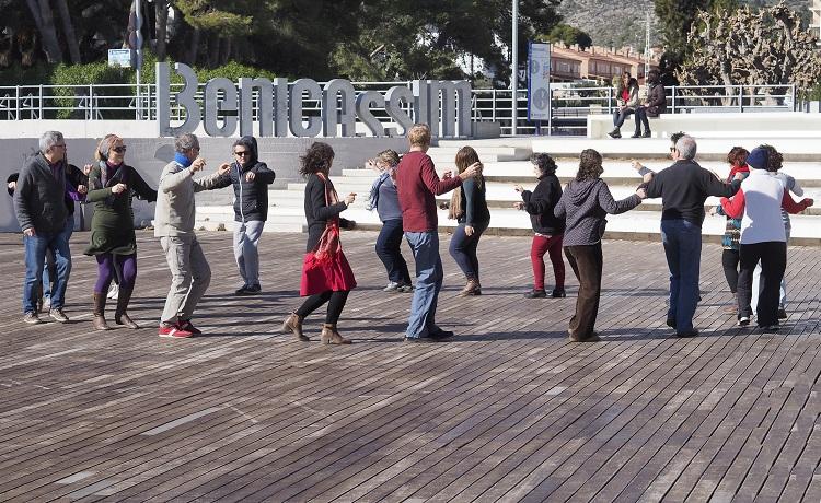 V Encuentro de Danzas del Mundo