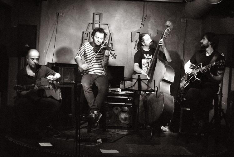 Menilmontant Swing abrirá con aires manouches el ciclo Altres Músiques