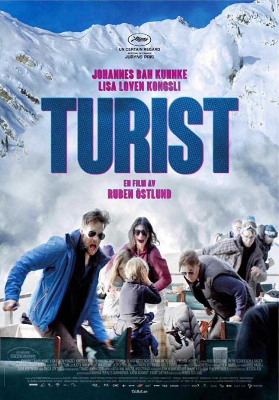 El Teatre Municipal proyecta la cinta sueca Turist