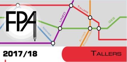 TALLERES FPA curso 2017-18