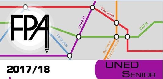 UNED SENIOR CURSO 2017-2018