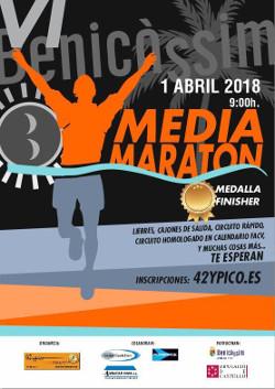 VI Media maratón Benicàssim