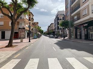Cierre Santo Tomas y avda. Castelló