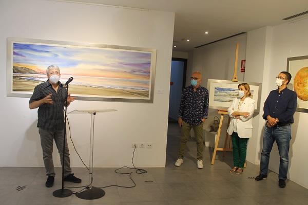 Exposicion Melchor Zapata